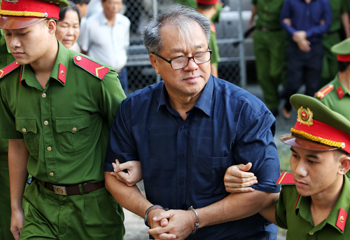Trial resumes in Vietnam's largest banking scandal