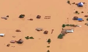 S Korea firm says Laos dam damage found day before collapse