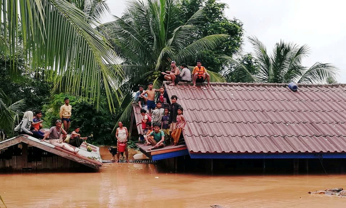 Vietnam offers to help Laos after dam collapse disaster