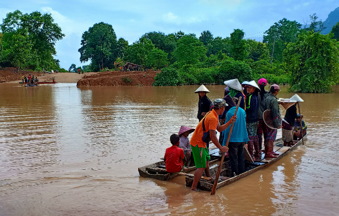 26 bodies found after Laos dam collapse, hundreds still missing