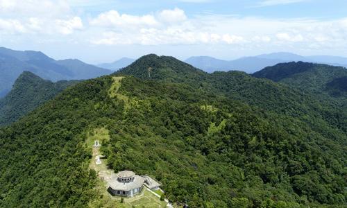 Work speeds up on expressway through Vietnamese national park