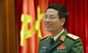 The ladder climbed by Vietnam's new information ministry leader