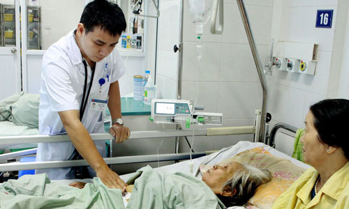 10,000 Vietnamese caregivers heading for Japan