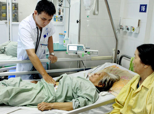 10,000 Vietnamese caregivers heading for Japan