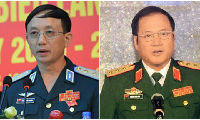 Party punishes top Vietnam Air Force officials for land use violations