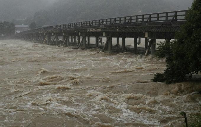 Powerful storm hits disaster-ravaged Japan