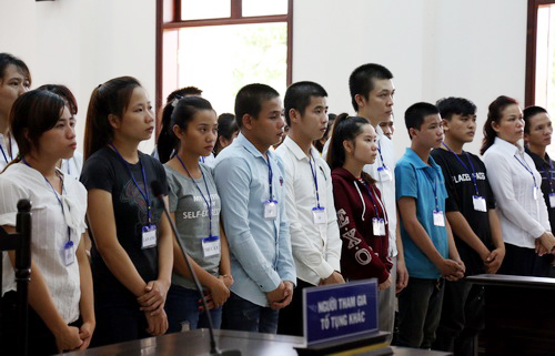 Vietnam jails 15 people for inciting SEZ law protest