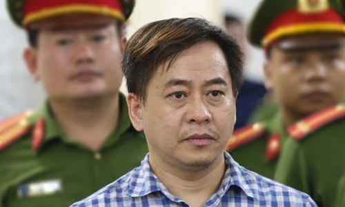 Vietnamese real estate tycoon gets 9 years in prison for revealing state secrets