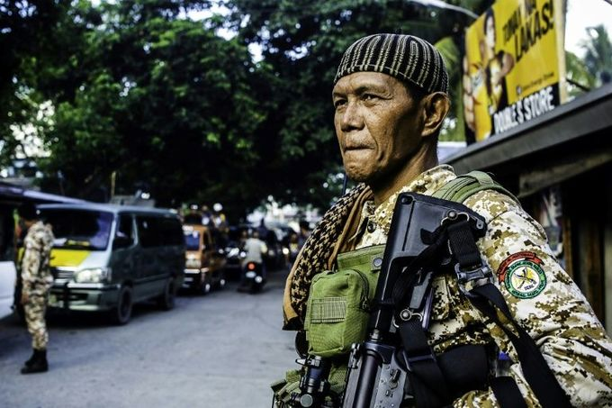 Philippine Muslims hope law to bring 'dream of peace'