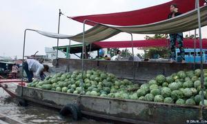 Laid back, diligent Mekong Delta