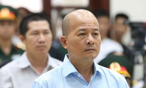 'Little Baldy' first military head to roll in Vietnam's corruption crackdown