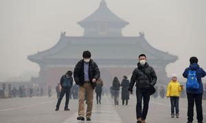Deadly heatwaves threaten China's northern breadbasket