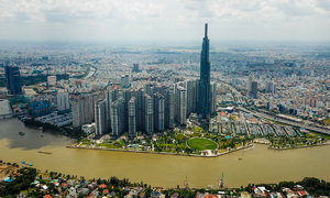 Up and away: Vietnam is growing, literally