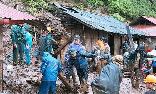 Landslides kill 6, leave 5 missing in northern Vietnam - VnExpress International