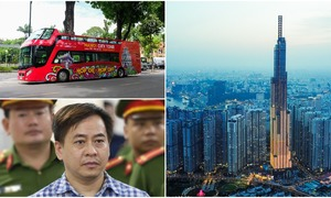 Weekly roundup: Corruption trials, cryptocurrency scam, Hanoi bus tour and more