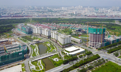 In Saigon, supply fails to meet demand for mid-range apartments