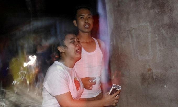 Indonesia raises Lombok quake death toll to 91