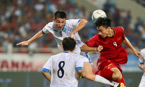 Vietnam football team wins exhibition tournament after intense draw with Uzbekistan