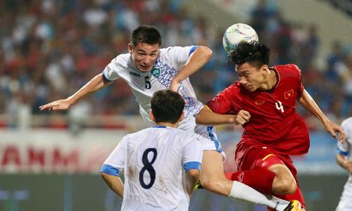 Vietnam football team wins exhibition tournament after intense draw with Uzbekistan