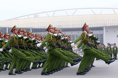 Vietnam restructures public security ministry