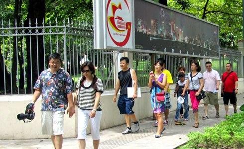 Phone snatcher nabbed in Saigon