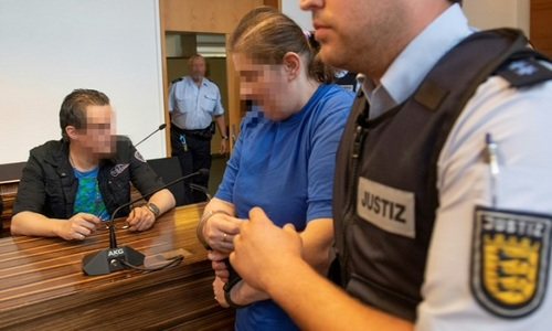 Germany jails couple for pimping young son online