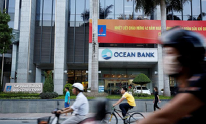 Vietnam clears decks for foreign acquisition of weak banks