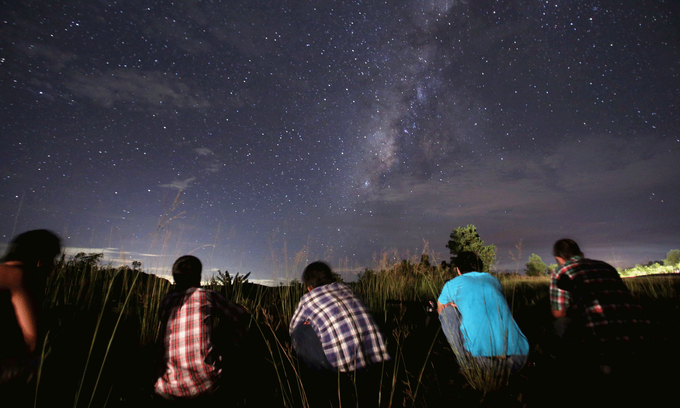 Weekend dazzler: Meteor shower in skies over Vietnam
