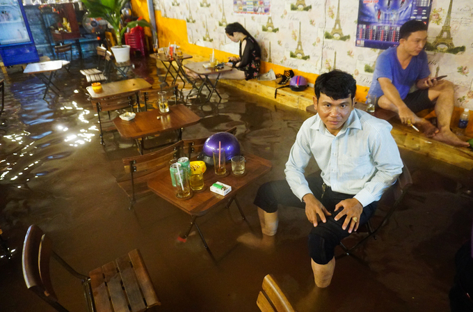 Ho Chi Minh City could be a swamp 50 years from now