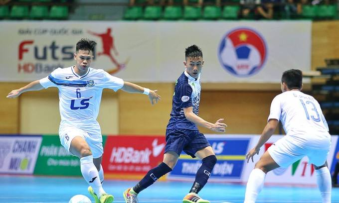 Vietnamese club in first AFC futsal championship final