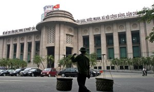 Vietnam plans banks among Asia's top 100