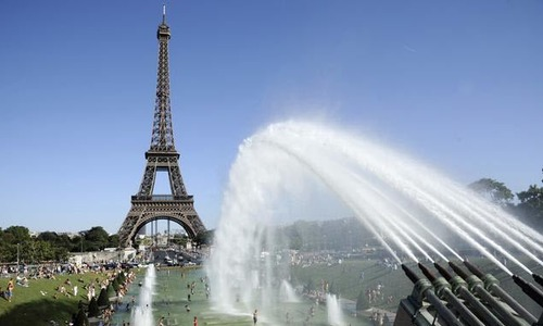 10 most beautiful fountains in Europe