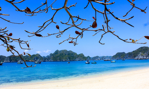A soothing three-day holiday on Cat Ba Island
