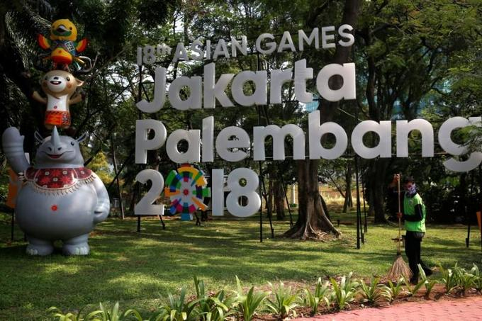 Lights out for Indonesia's LRT just days before Asian Games