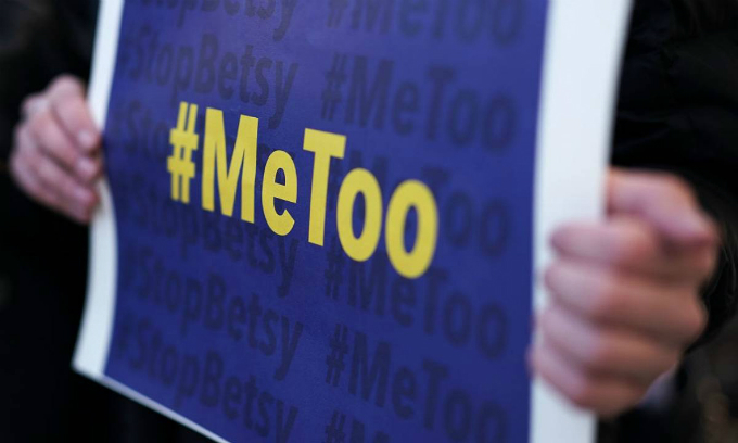 Blame the victim culture weakens #MeToo in Vietnam