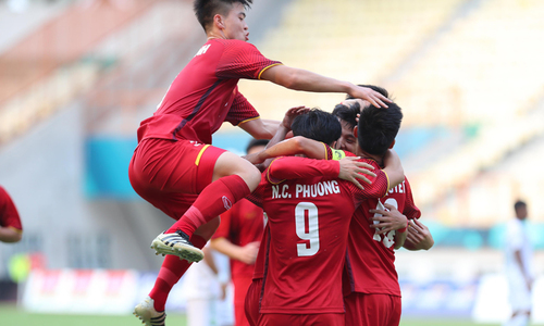 Vietnam scores emphatic 3-0 win over Pakistan at Asian Games