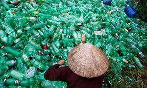 Plastic industry hit hard by abrupt scrap import ban