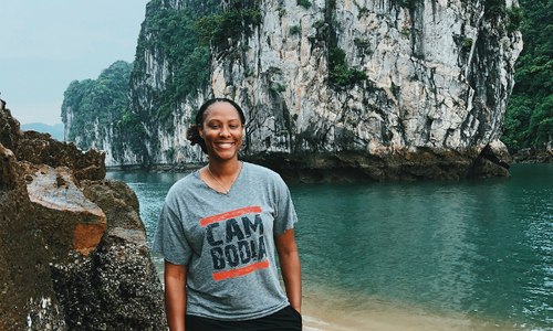 Vietnam through the eyes of US basketball legend