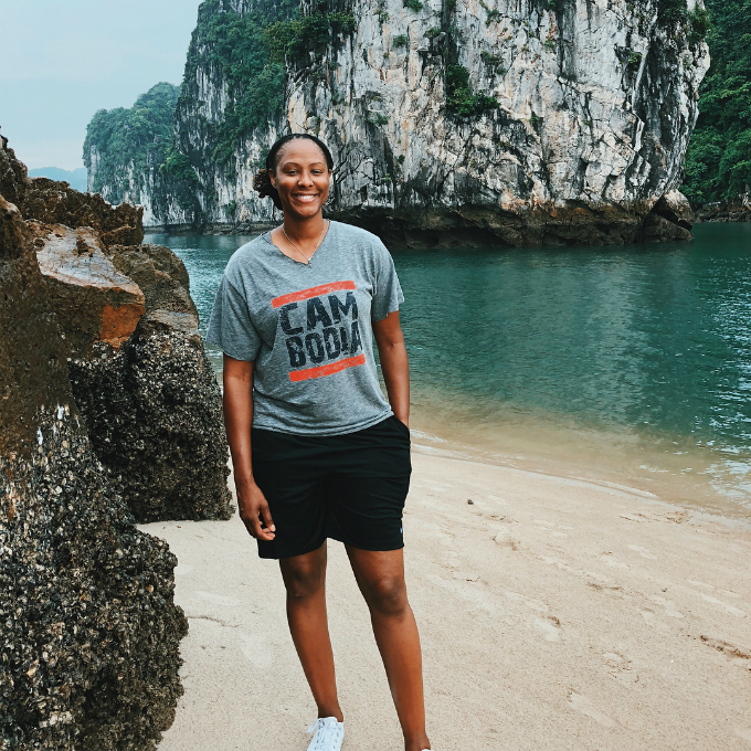 Vietnam through the eyes of US basketball legend