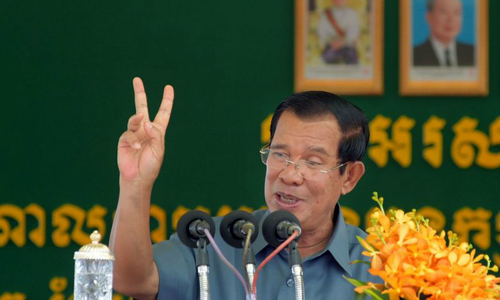 US says it is expanding visa bans over 'flawed' Cambodia poll