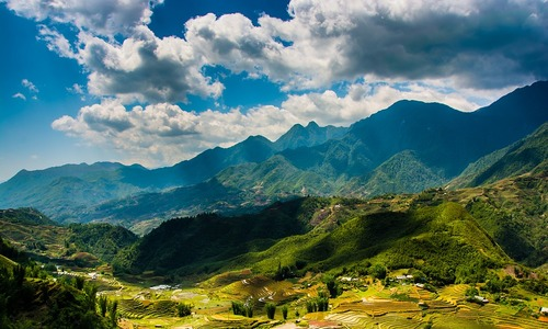 Come September, and Vietnam's THE place to go to