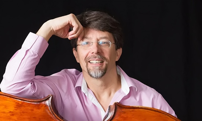 Renowned contrabassist to perform in Saigon next week