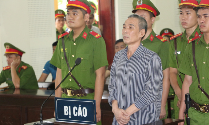 Vietnamese man gets 20 years in prison for 'overthrow' attempt
