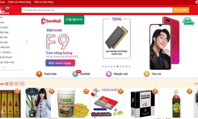 Vietnam e-commerce site Sendo secures $51 million for expansion plans