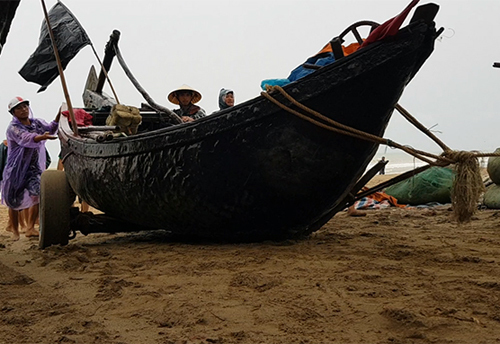 Storm Bebinca weakens, Vietnam remains on alert