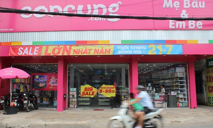 Vietnam gives clean chit to baby products importer