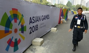 Dozens killed in 'shoot first' Asian Games crackdown: Amnesty