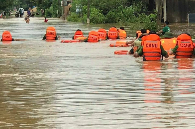 Provincial authorities have asked relevant agencies to take immediate measures to evacuate those most vulnerable to flash floods and landslides.