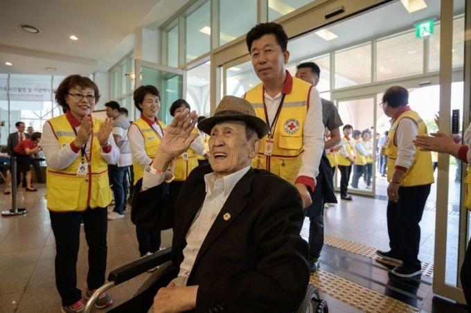 S. Korean families gather on eve of rare reunion