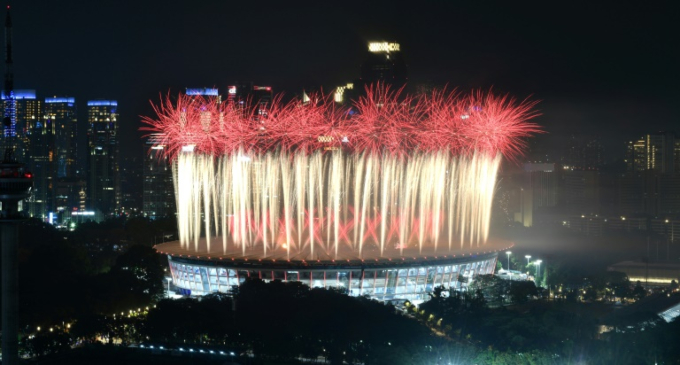Indonesia is hosting one of the worlds biggest sporting events.